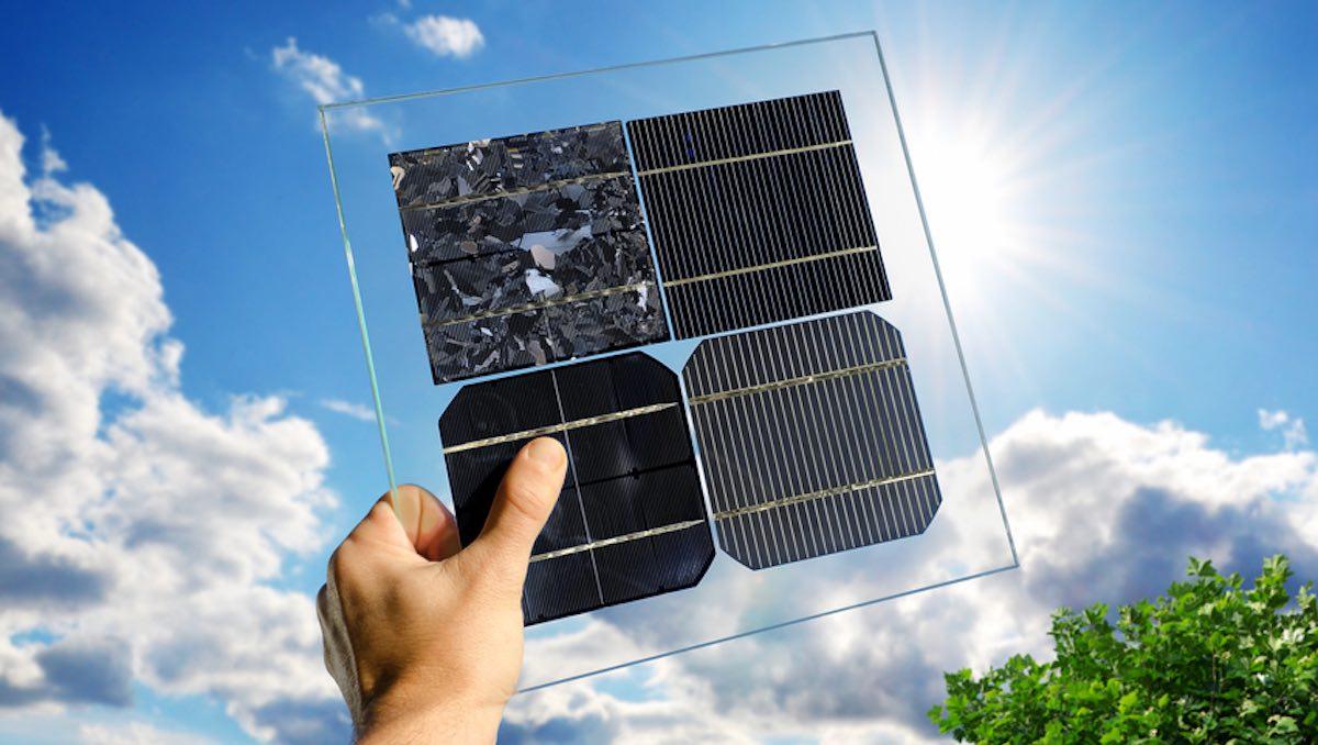 vergelijk zonnepanelen